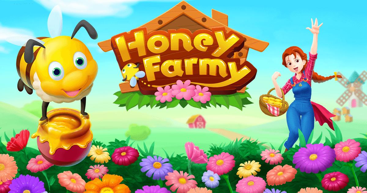 スマートフォン用アプリ「Honey Farmy」配信!